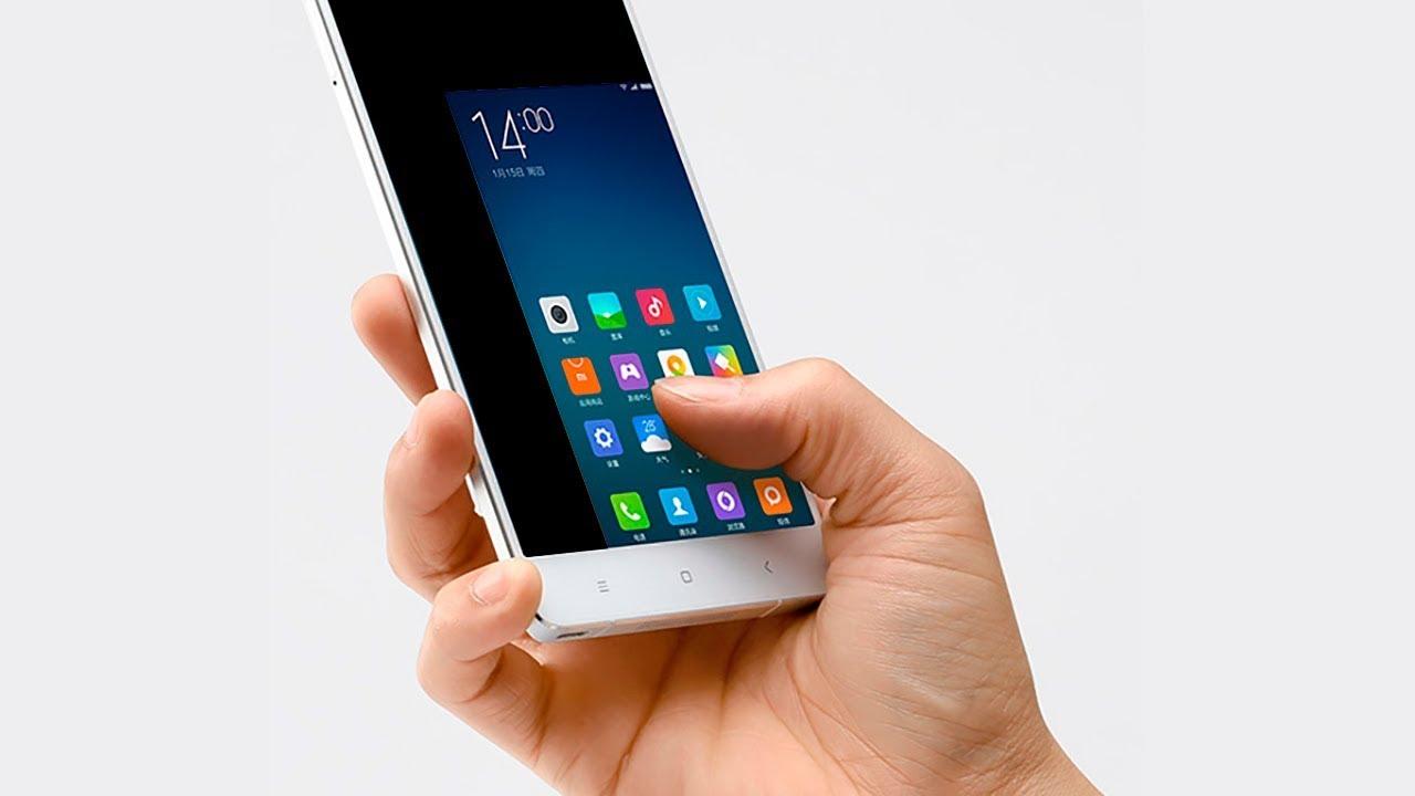 Управление одной рукой на Xiaomi - как включить функцию?