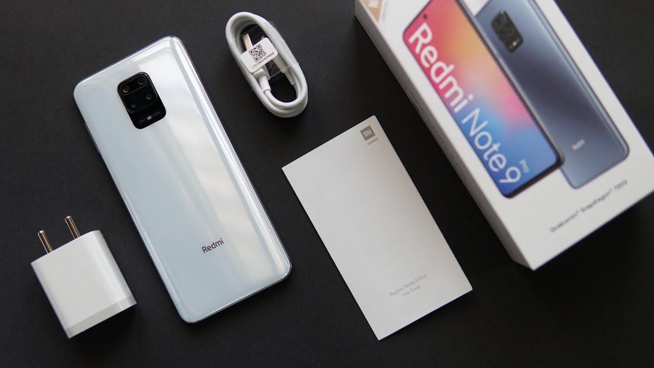 Xiaomi Redmi Note 9 - подробный обзор